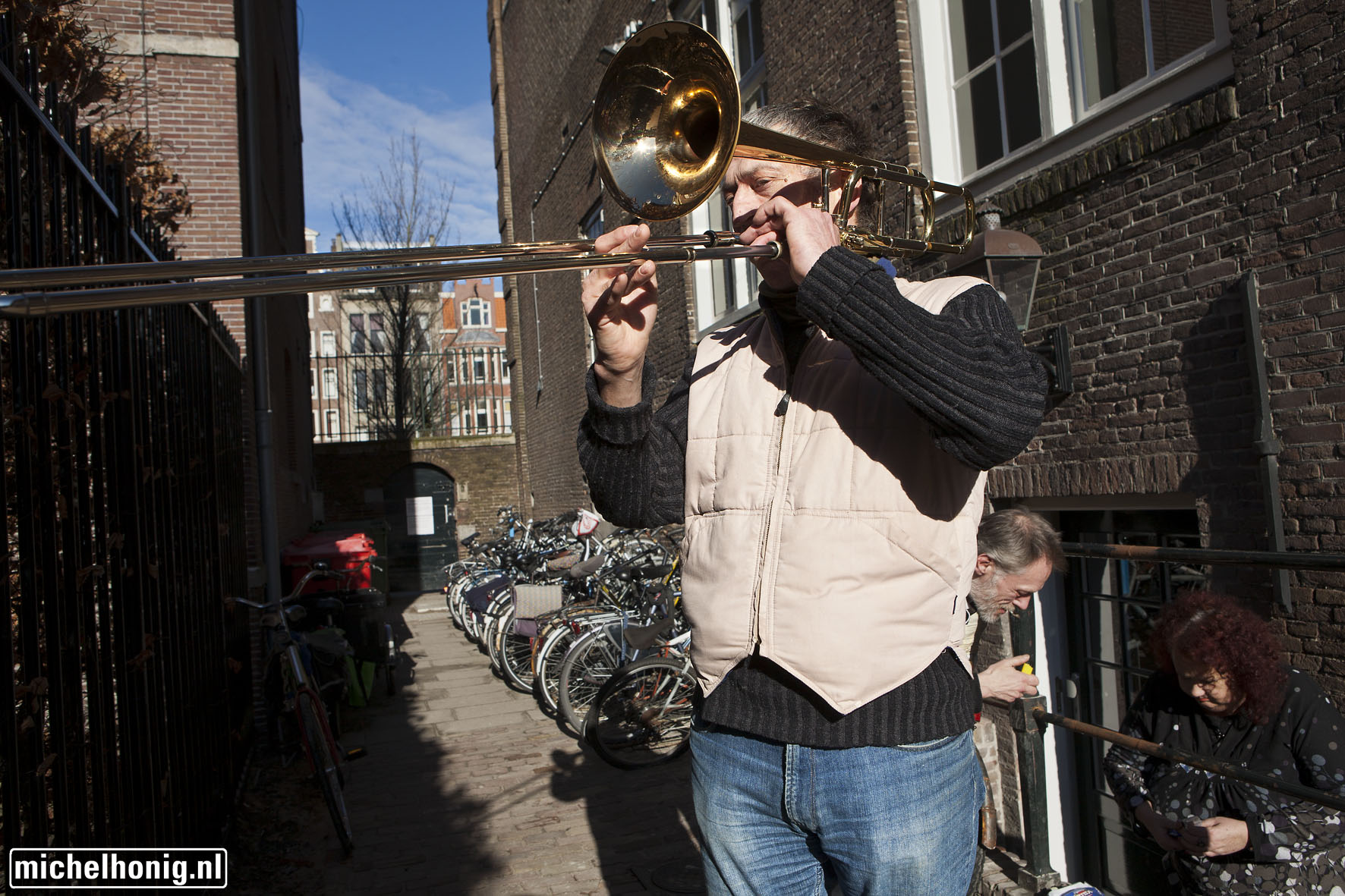 Ton trombone