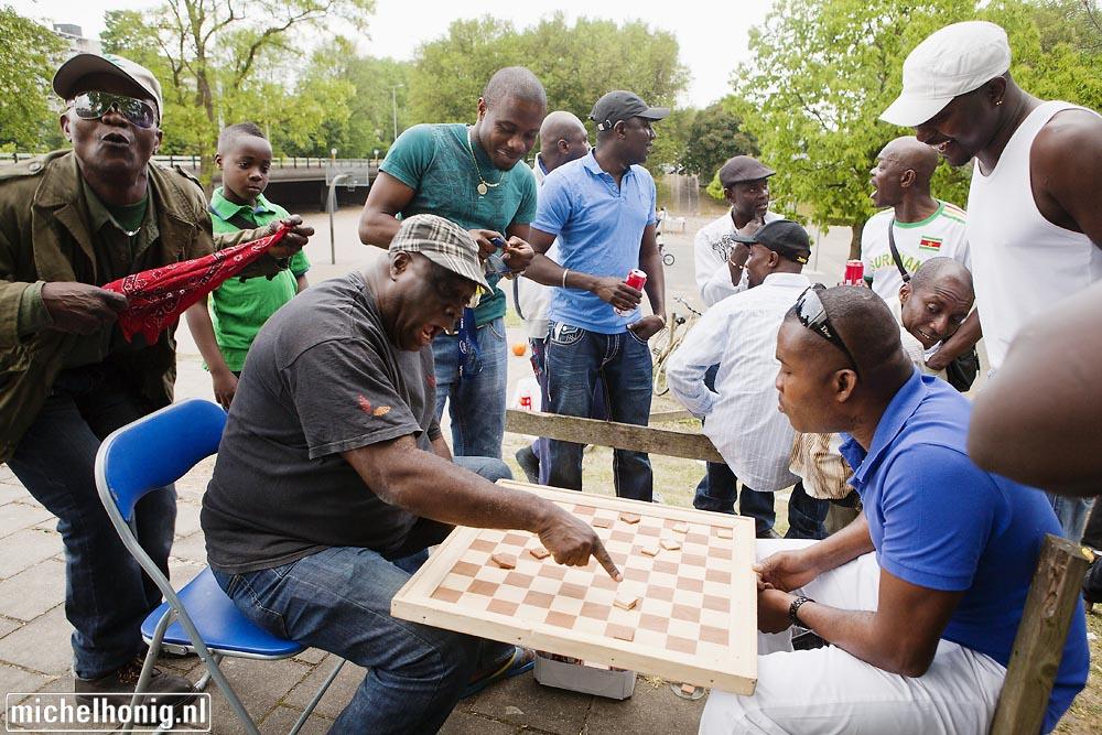 potje Afrikaans dammen