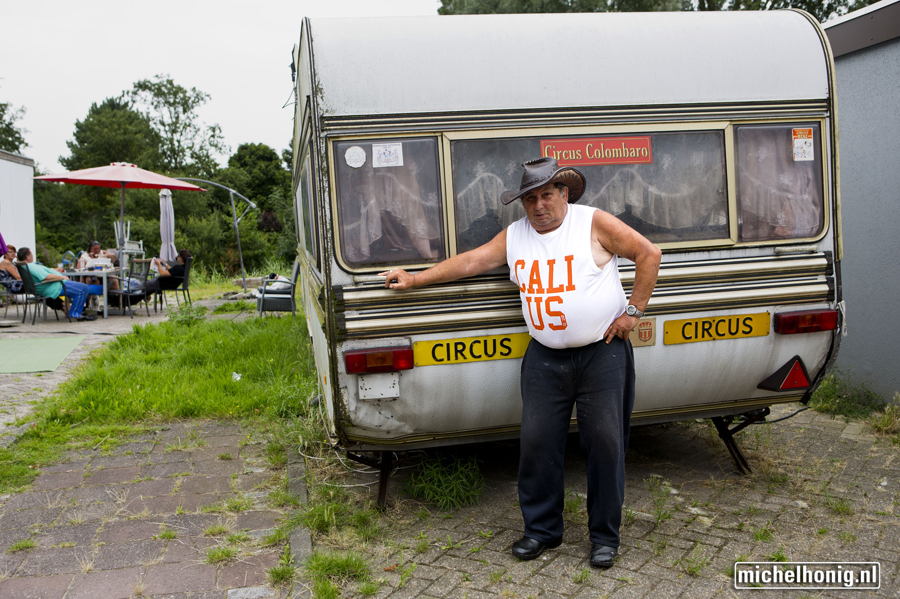 Circuswagen