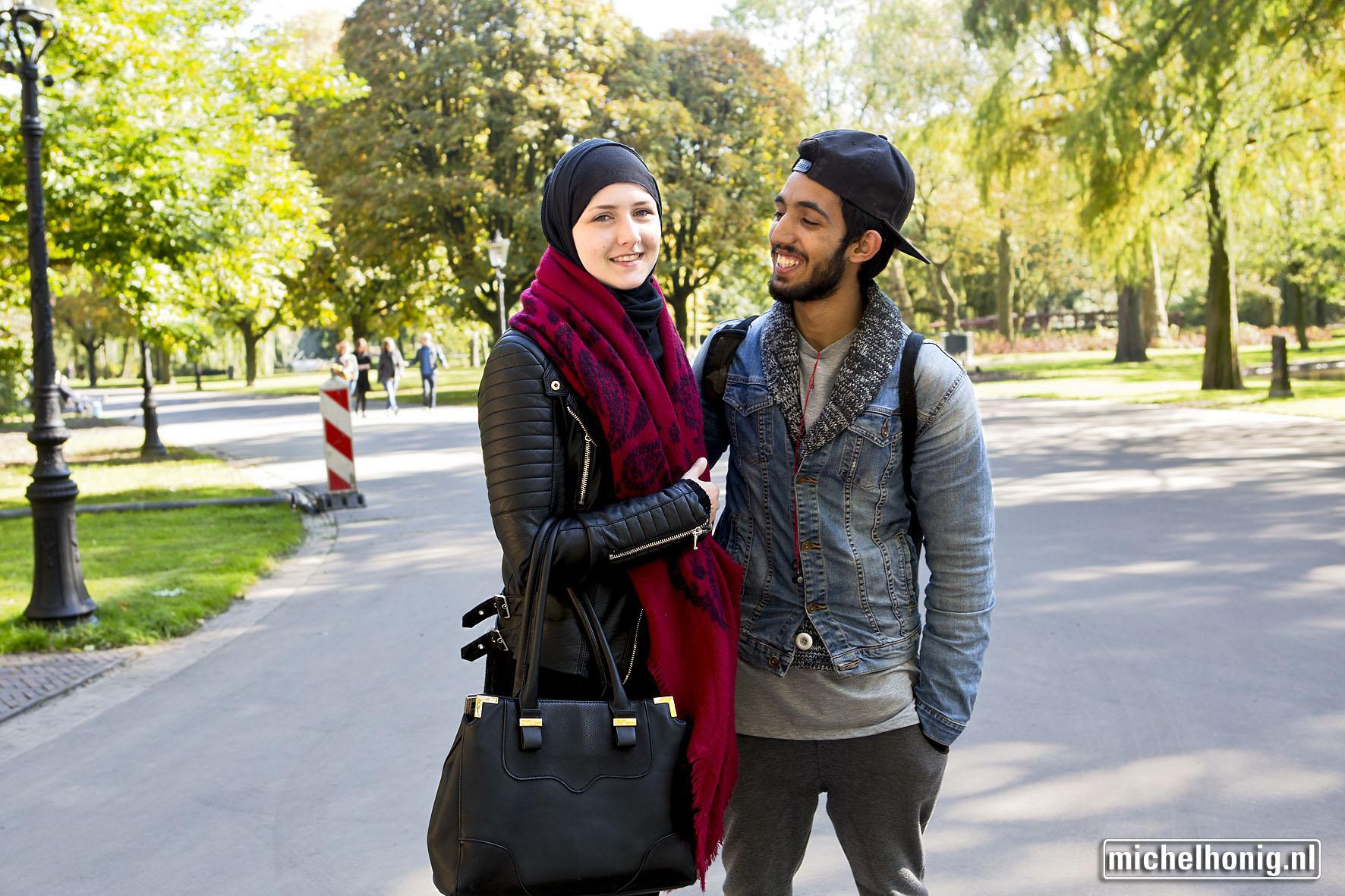 Wendy & Wahid